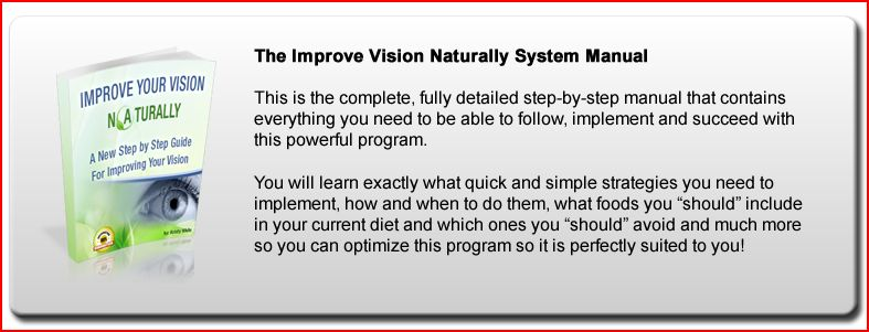 How to Improve Eyesight Naturally How To Improve Eyesight