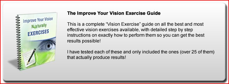 Improve Eyesight How To Improve Eyesight